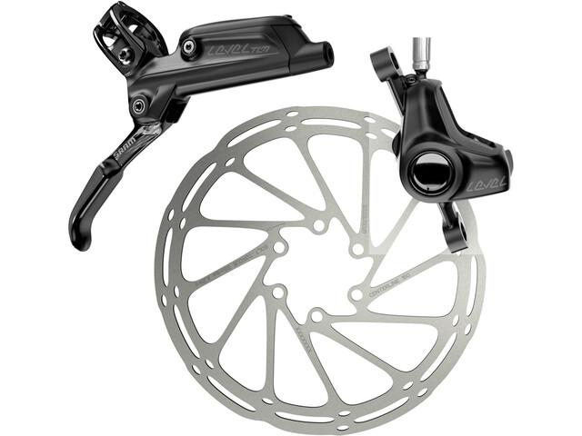 SRAM Level TLM hydraulic Disc Brake Rear Wheel, black